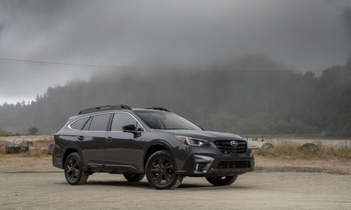 2020 Subaru Outback. (Courtesy of Subaru)