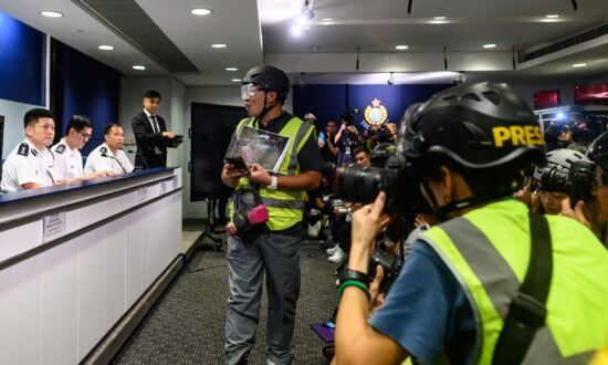 Hong Kong Authorities Mull Official Journalist Registry, Drawing Concerns of Press Freedom Restrictions