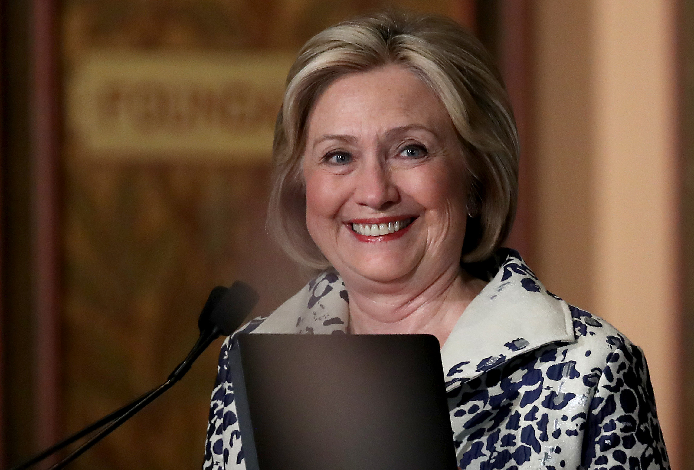 Hillary Clinton Thinking About Running for President Again: Reports