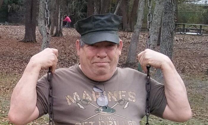 Vietnam Veteran John Guglielmino of the U.S. Marine Corps. (GoFundMe)