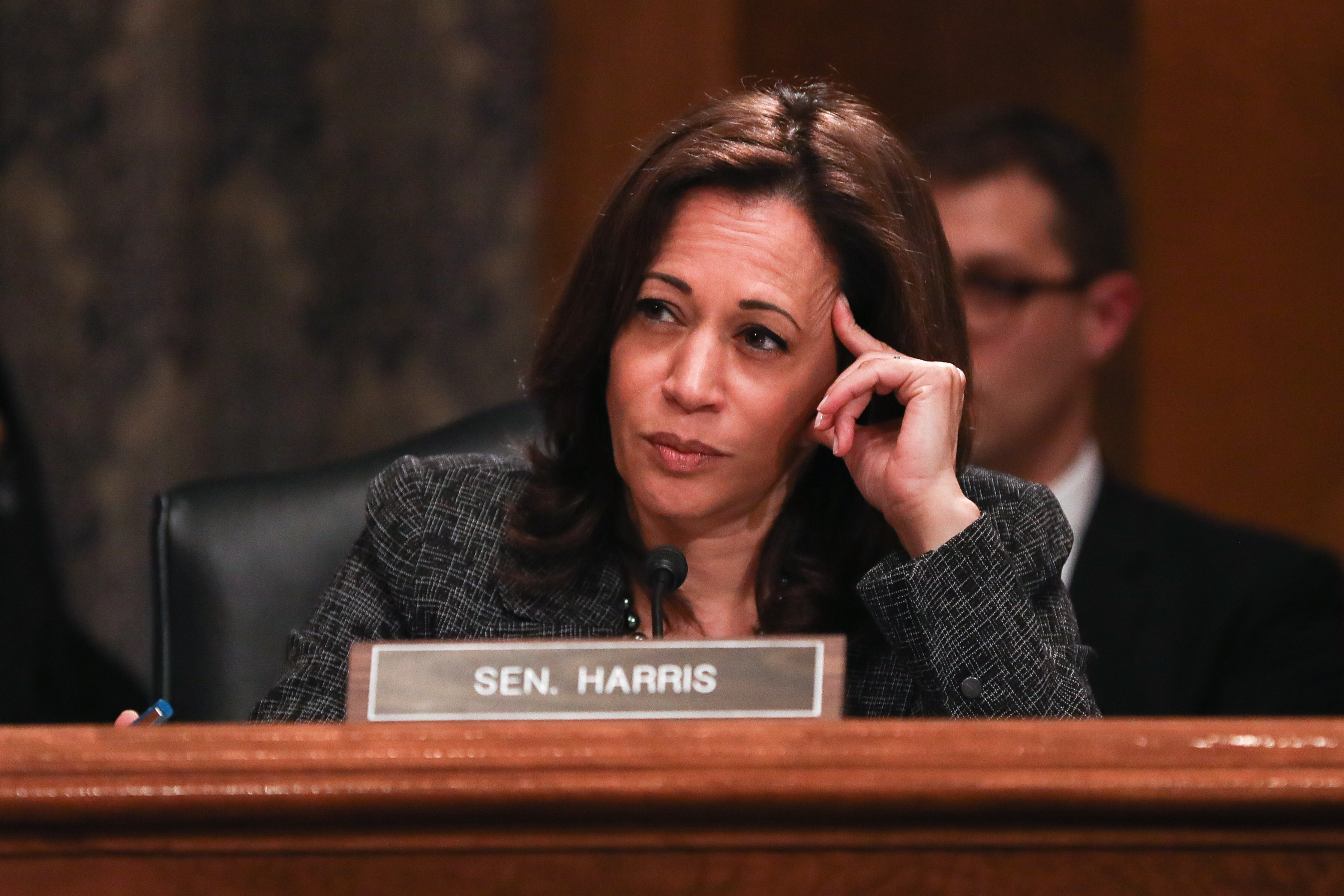 'I Don't Know': Kamala Harris Stumped When Asked What Laws Trump Lawyer Broke