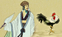 Zhuge Liang and the Rooster: The Story of a Young Man and His Love for Learning