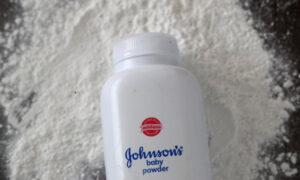 J&J Recalls 33,000 Bottles of Baby Powder as FDA Finds Asbestos in Sample
