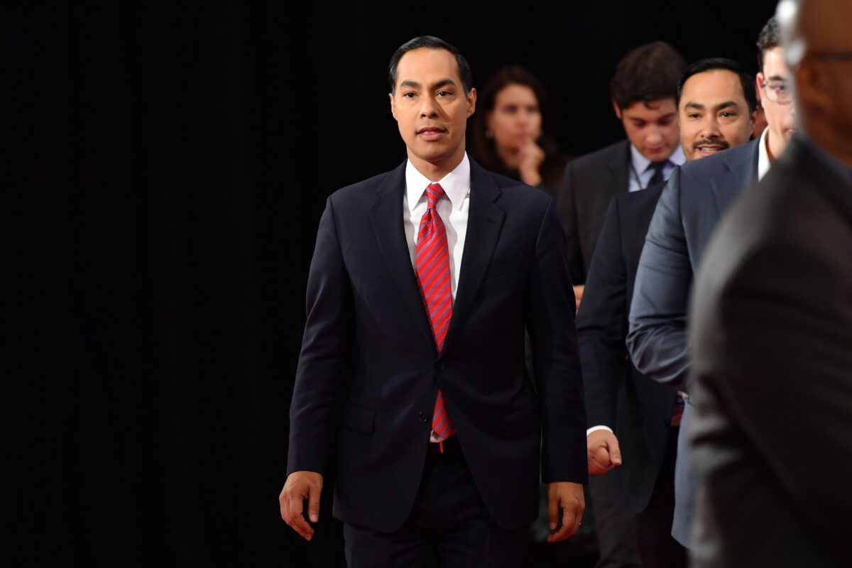 julian castro threatens to drop out