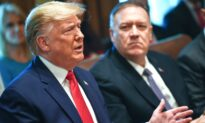 Pompeo Would Win Senate Seat in Kansas If He Ran, Trump Says