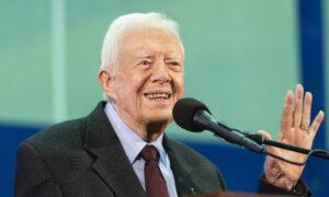 Former President Jimmy Carter Taken to Hospital After Falling at Home