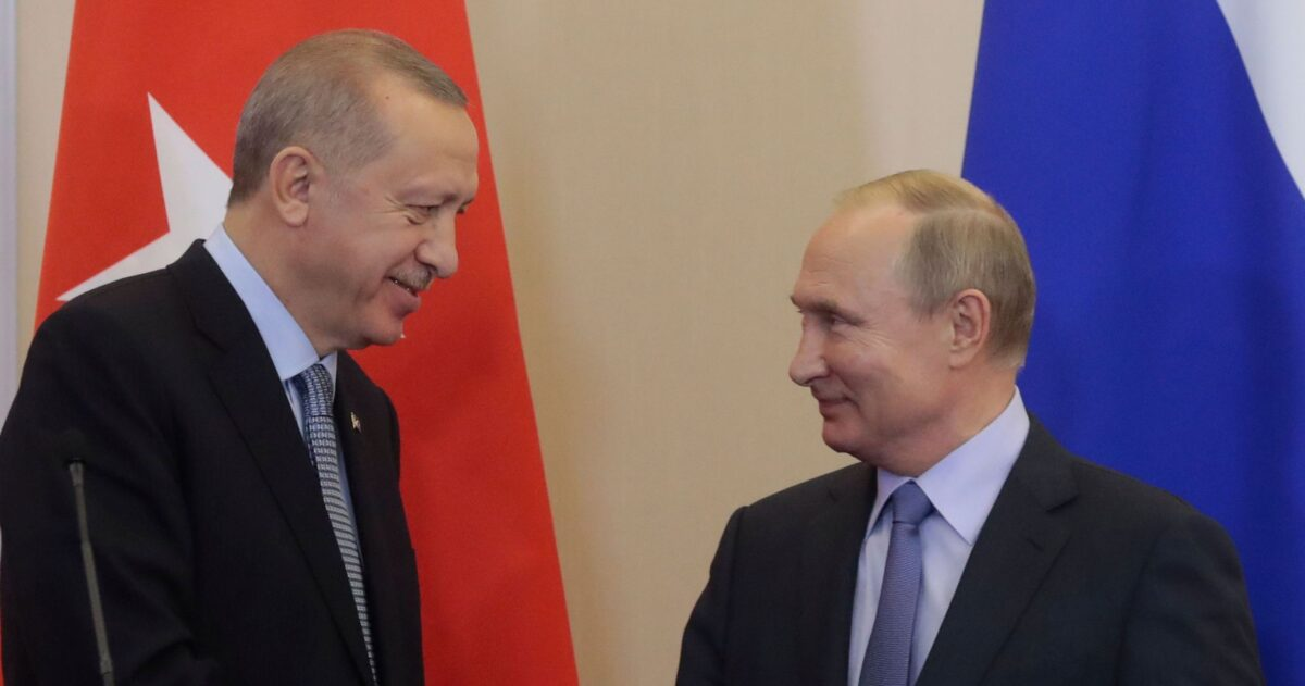 Russia, Turkey Agree on Removing Kurds From Turkey-Syria Border