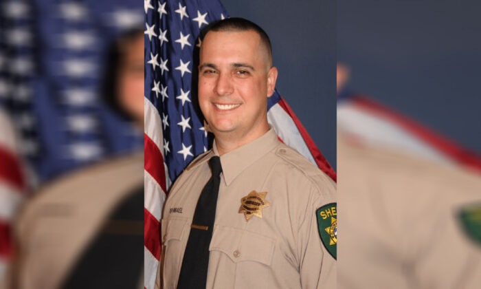 El Dorado County Sheriff's Deputy Brian Ishmael was shot and killed in the line of duty in Somerset, California, on Oct. 23. (Photo: El Dorado County Sheriff's Office)