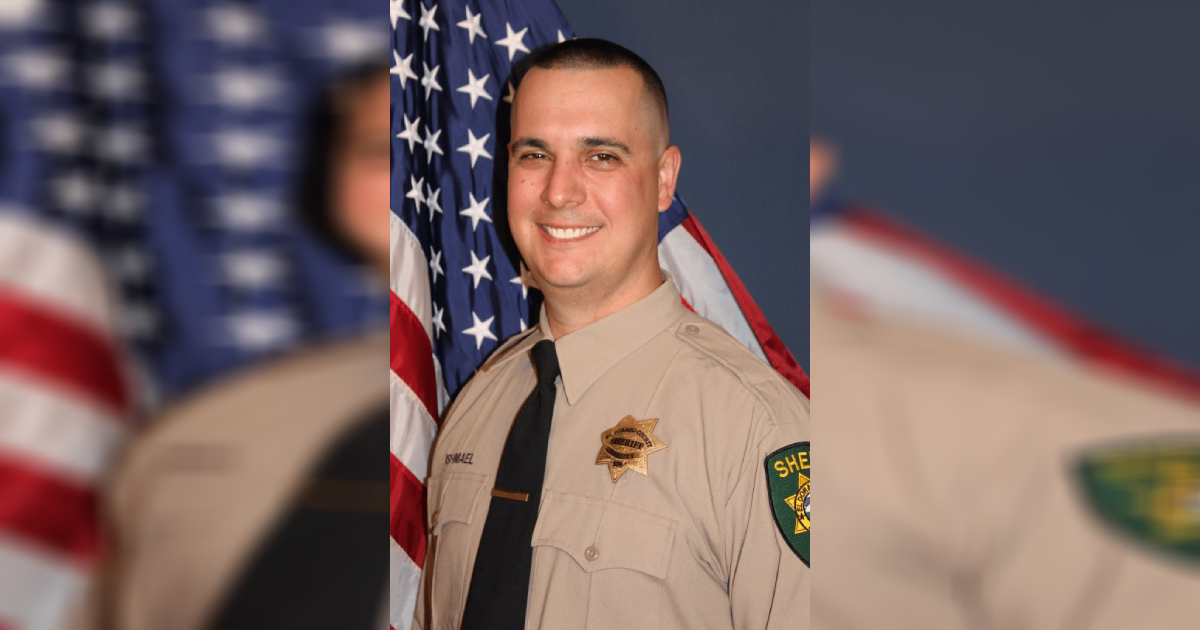 Sheriff's Deputy Brian Ishmael