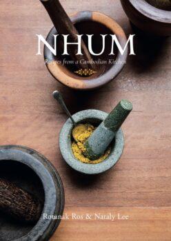 Nhum cookbook cover