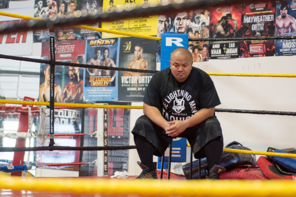 Taquiqui in the ring