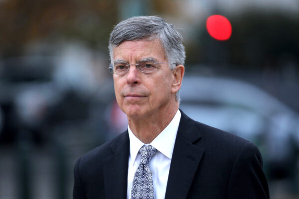 Top US Diplomat To Ukraine Bill Taylor