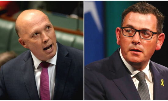 Australian Home Affairs Minister Blasts State Leader Over Involvement in China's 'Belt and Road'
