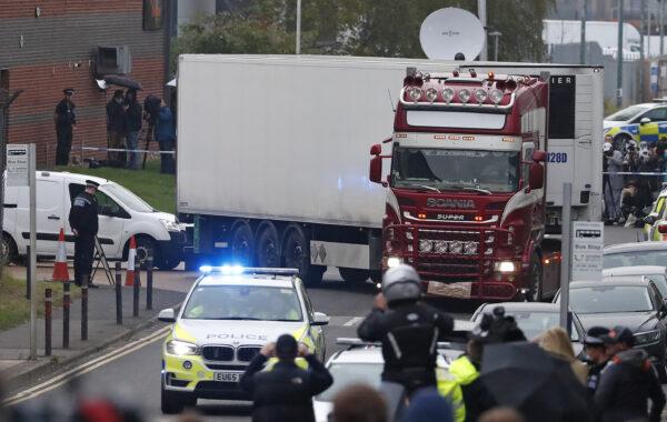 Britain Truck Bodies
