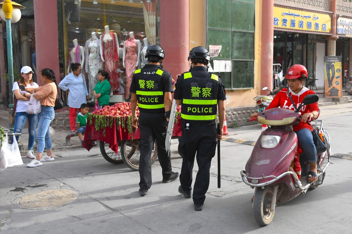 Xinjiang Uighur human rights