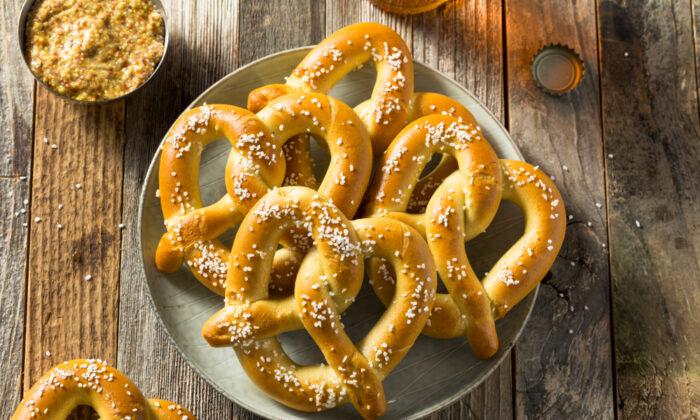 Homemade pretzels, best served warm. (Shutterstock)