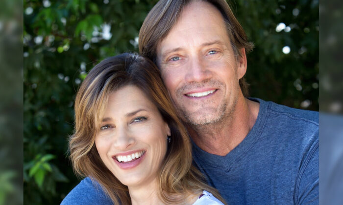 Sam Sorbo and her husband Kevin Sorbo.  (Courtesy of Sam Sorbo)
