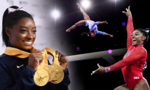 Simone Biles Racks Up 'More Gold Medals Than Her Age' After World Championship Gymnastics