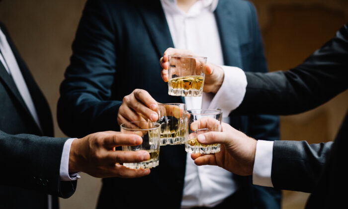 The global whisky market is enjoying a boom. (Shutterstock)