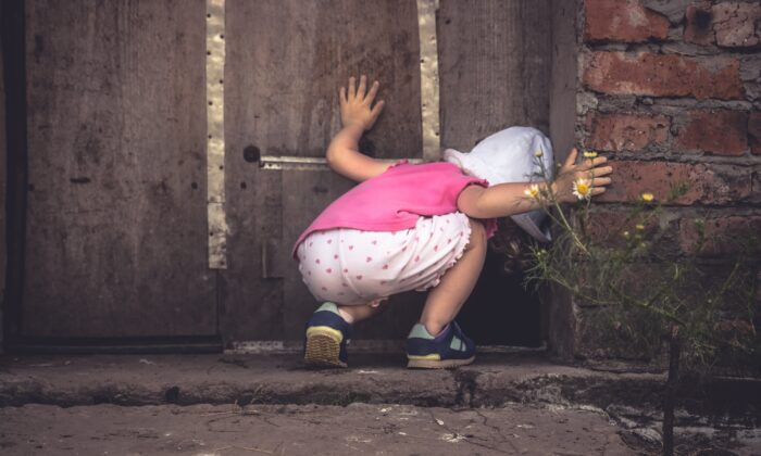 Children gain much from their curiosity, but as adults, it can quickly lead us to public ridicule. (AndreyUG/Shutterstock)