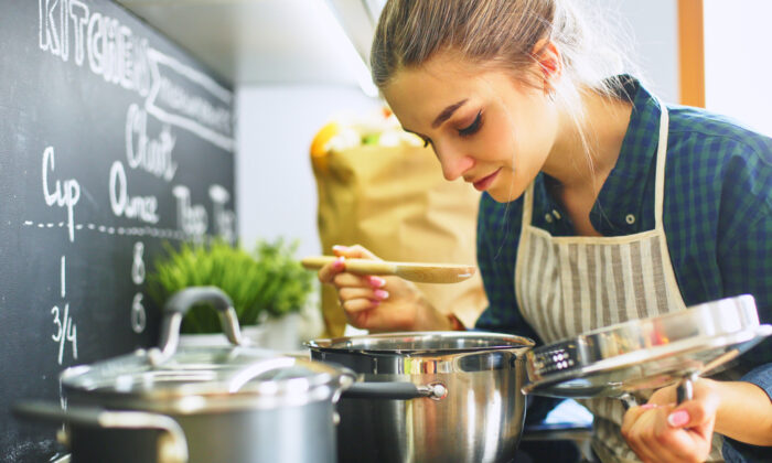 There are countless online accounts that teach you how to cook simple and cheap meals at home.  (Shutterstock)