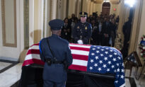 Congress Bids Farewell to Cummings, a 'Master of the House'