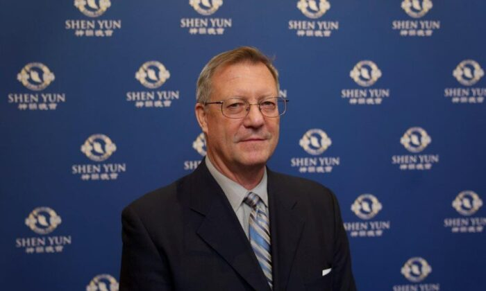 VP: Shen Yun Music 'Makes you glad to be alive'