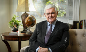Gingrich Says US Needs 'Grand Strategy for China' That Fosters Freedom