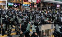 In Another Weekend of Protests in Hong Kong, Police Make Arrests Before Rally Begins
