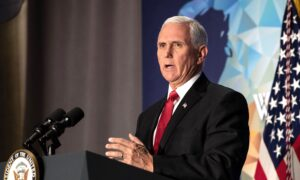 Mike Pence Says 'All the Credit' for al-Baghdadi Raid Goes to Trump, Special Forces