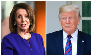 Trump Sends Fiery Letter to Pelosi, Accuses Democrats of 'Illegal, Partisan Attempted Coup'