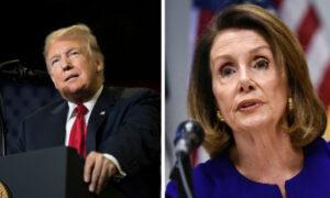 Trump Accepts Pelosi's Invitation to Deliver State of the Union Next Year