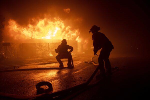 California wildfire 3