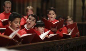 Noble Singing at Saint Thomas Choir School, 100 Years On