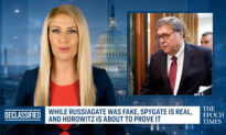 While Russiagate Was Fake, Spygate Is Real, and Horowitz Is About to Prove It
