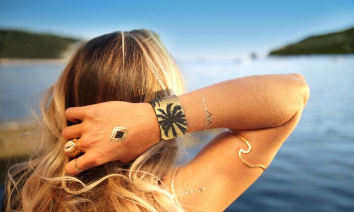 Mosquito repellent bracelet by Para'Kito. (Courtesy of Para'Kito)