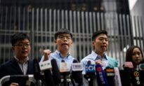 Joshua Wong, Barred From Local HK Election, Accuses Beijing of Political Interference