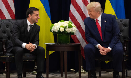 Ukraine President Says He's Ready for Another Phone Call With Trump
