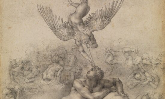 Michelangelo's 'Dream of Human Life'