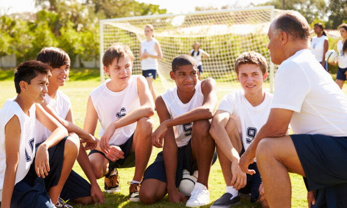 We should encourage young people to strive, starting at this very moment, for what the ancient Greeks called arête—excellence and moral virtue. (Shutterstock)