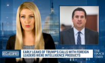 Leaks on Trump Phone Calls Were Intelligence Products Says Devin Nunes