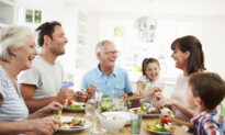Family Meals Are Good for Grown-Ups, Too, Not Just the Kids