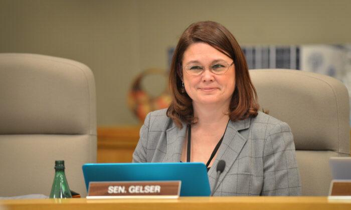 Oregon State Senator Sara Gelser. (Courtesy Sen. Gelser)