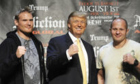 Trump Could Attend UFC Fight in New York