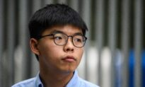 Election Ban on Joshua Wong Prompts Concerns From US Leaders, Human Rights Groups