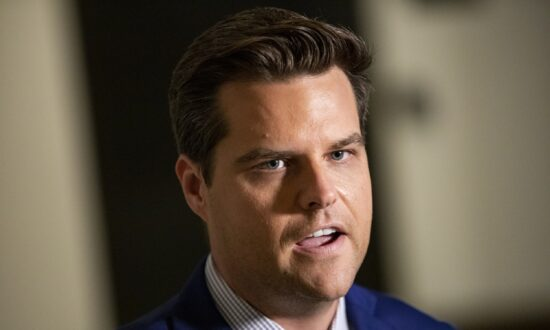 Gaetz Defends Ukraine Call, Says Trump Acted on 'Sincere' Concerns of Corruption