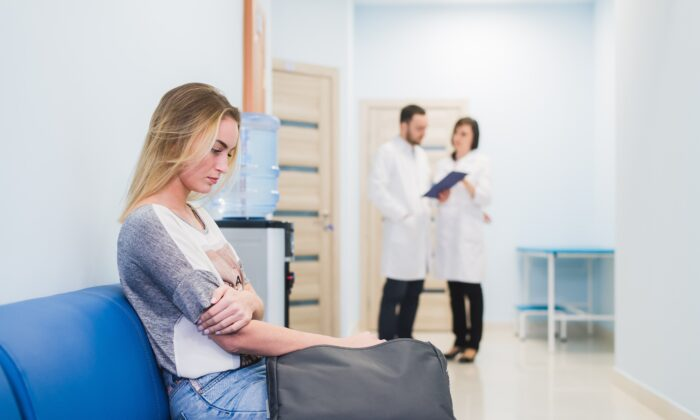 The wait before surgery can be a terrifying experience. (Roman Kosolapov/Shutterstock)