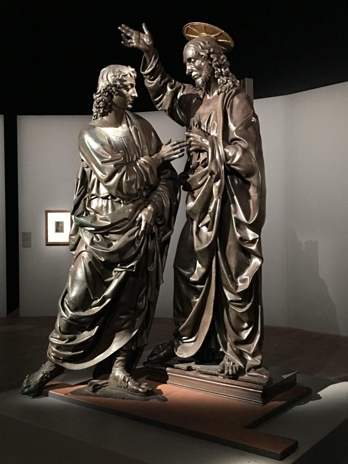 Christ and Saint Thomas,
