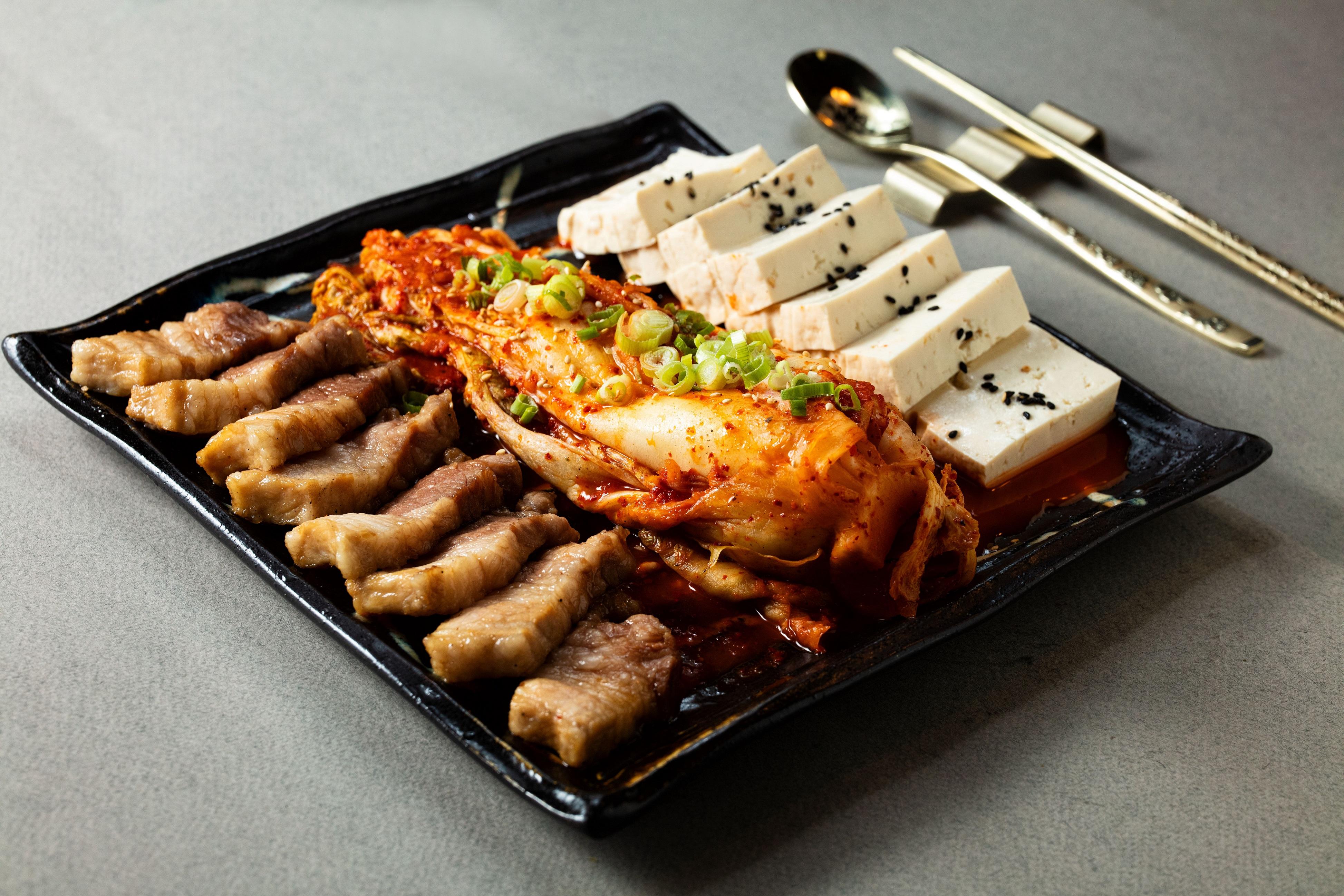 Kimchi Jjim.
