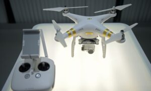US Department of Interior Halts Use of Chinese Drones Amid Review